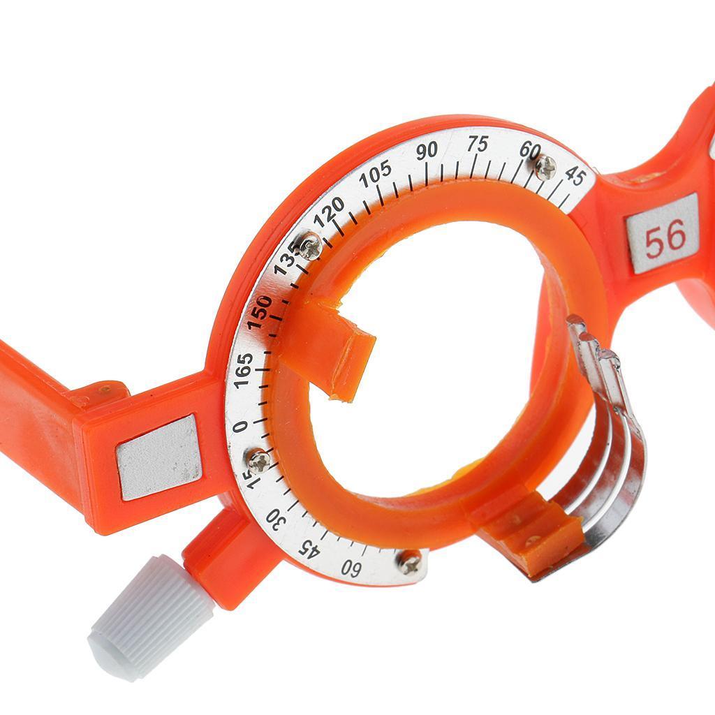Optical-Optical-Lens-Trial-Optometry-Occhiali-per-Occhi-Equipaggiamento miniatura 10