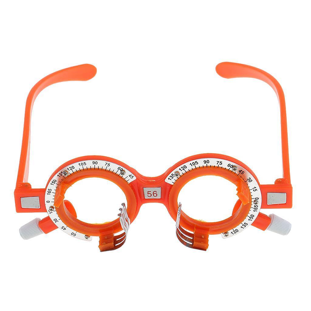 Optical-Optical-Lens-Trial-Optometry-Occhiali-per-Occhi-Equipaggiamento miniatura 9