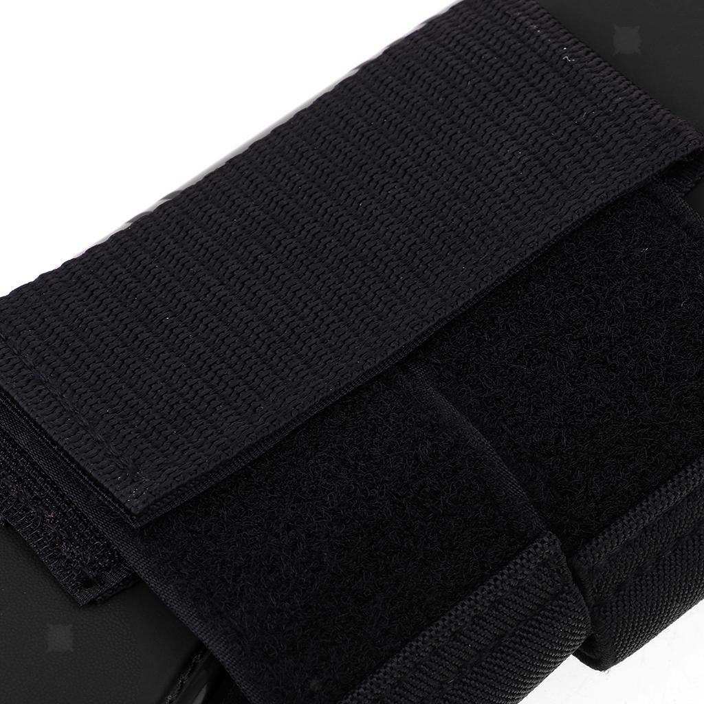 2-paia-di-protezioni-per-lo-zoccolo-Protezione-per-gli-accessori-Gamba-Kit miniatura 9