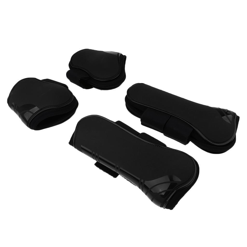 2-paia-di-protezioni-per-lo-zoccolo-Protezione-per-gli-accessori-Gamba-Kit miniatura 10