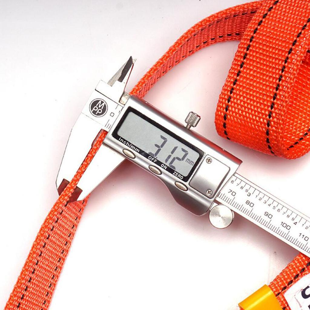 Construction-Harness-Protecta-Caving-Full-Body-Safety-Fall-Protection thumbnail 20