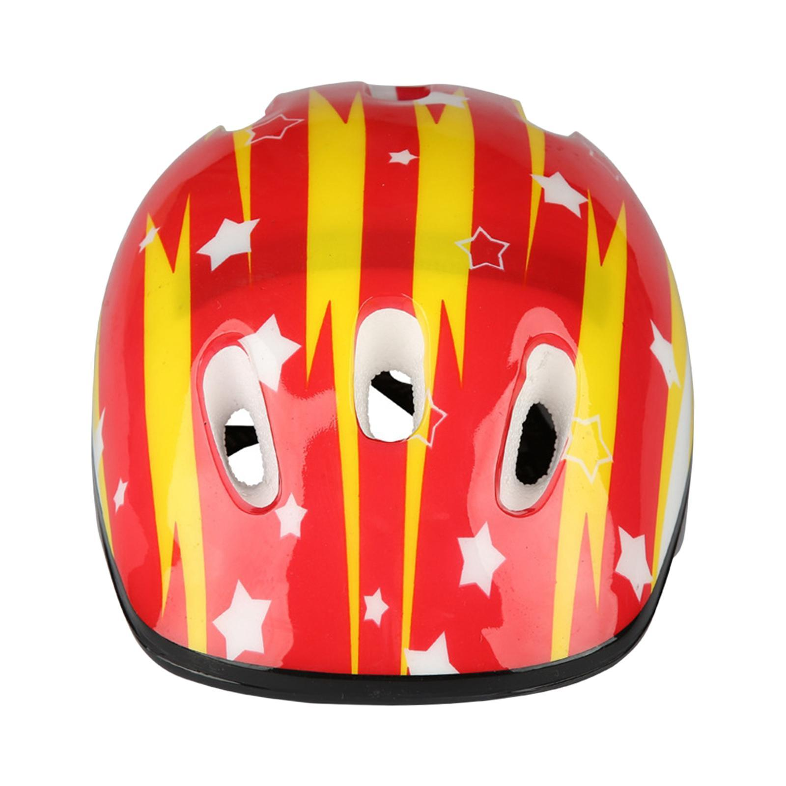 thumbnail 4 - Kids Child Baby Toddler Safety Helmet Bike Bicycle Skate Board Scooter Sport
