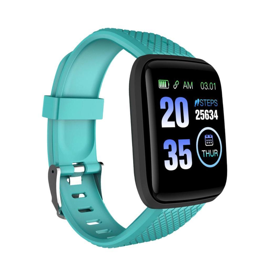 Indexbild 12 - Armband  mit Herzfrequenz   Blutsauerstoffüberwachung Schlafmonitor