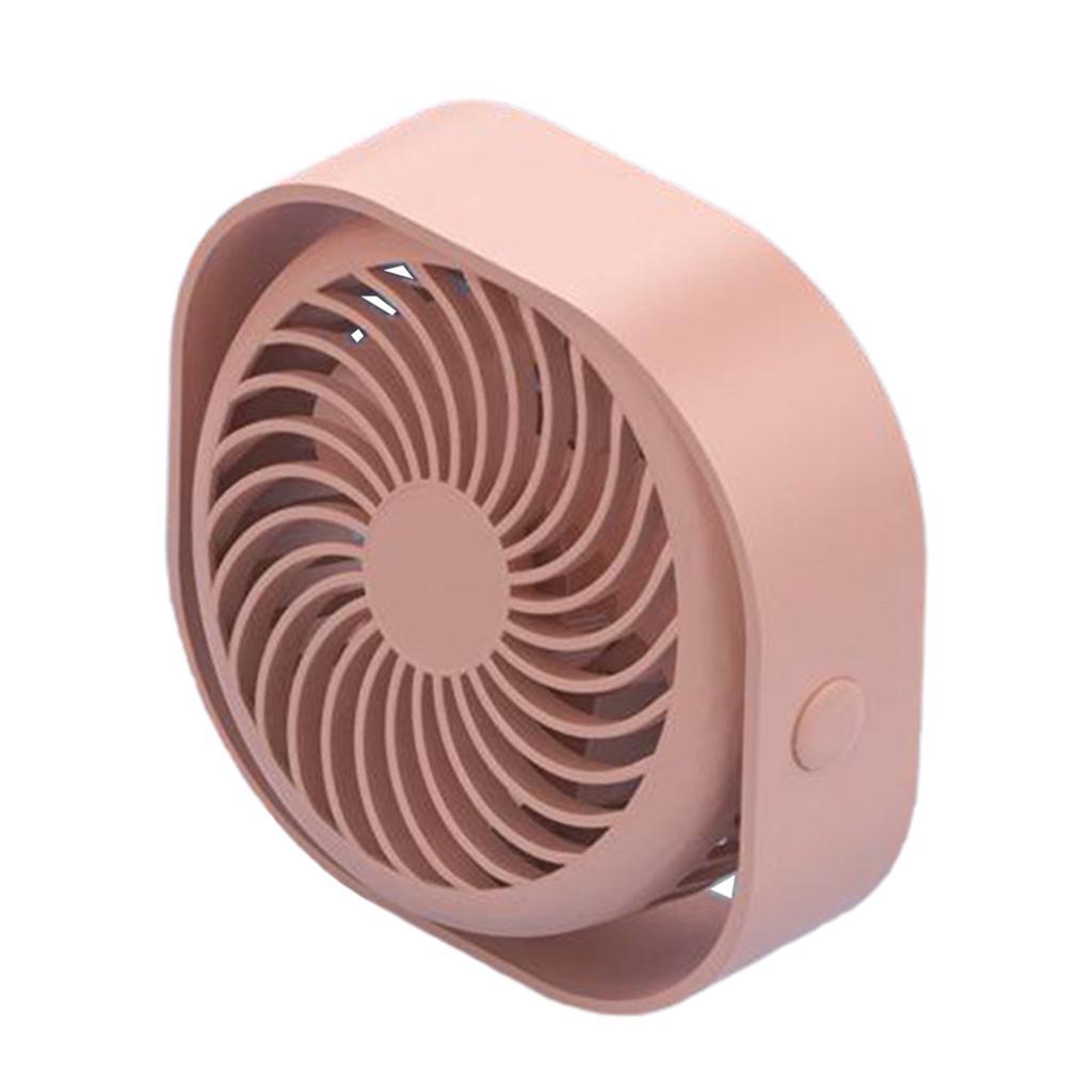 Le-ventilateur-de-bureau-d-039-usb-Compact-3-vitesses-le-vent-fort-de-bureau miniature 7