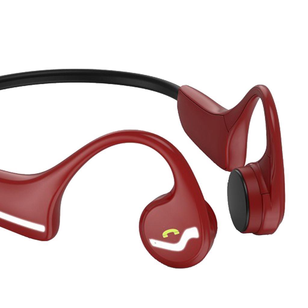 miniature 19 - Bluetooth os Conduction casque étanche musique écouteur oreille crochet