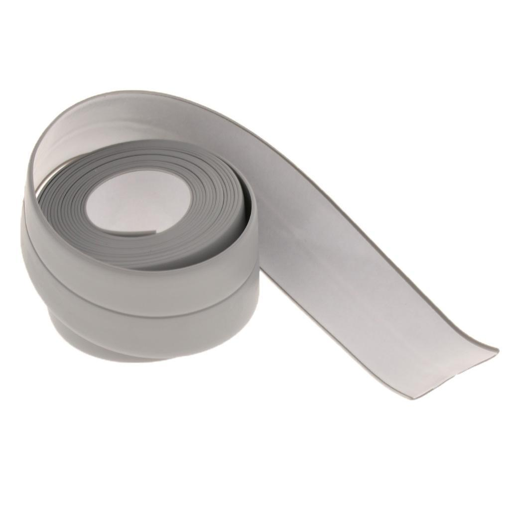 1M Bathroom Sealing Strip Self Adhesive Repair Caulk Tape ...