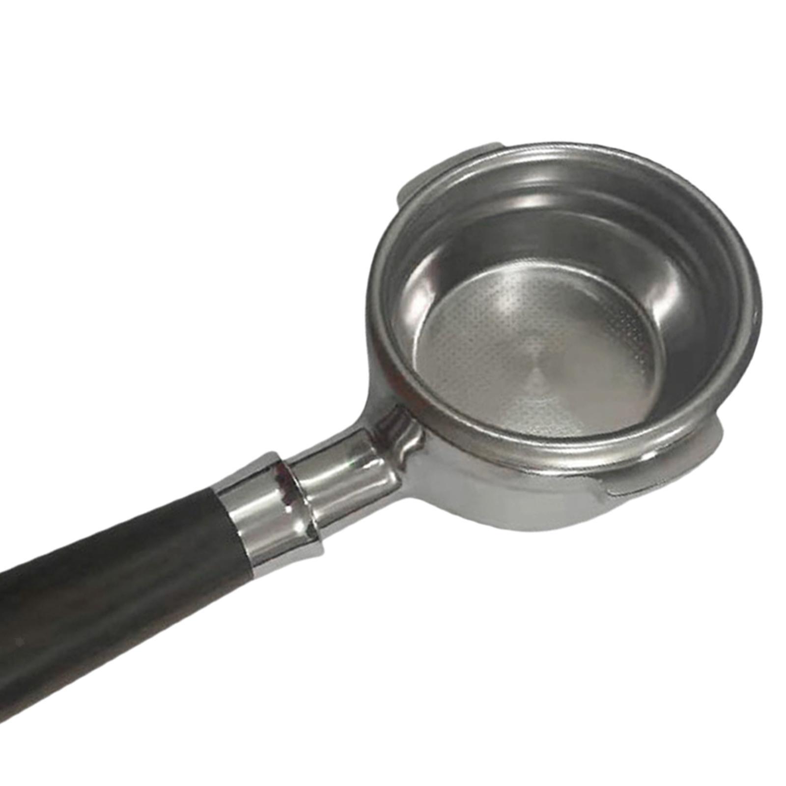Indexbild 19 - 58mm Kaffee Siebträger ohne Boden für Breville BES920/980 Werkzeug