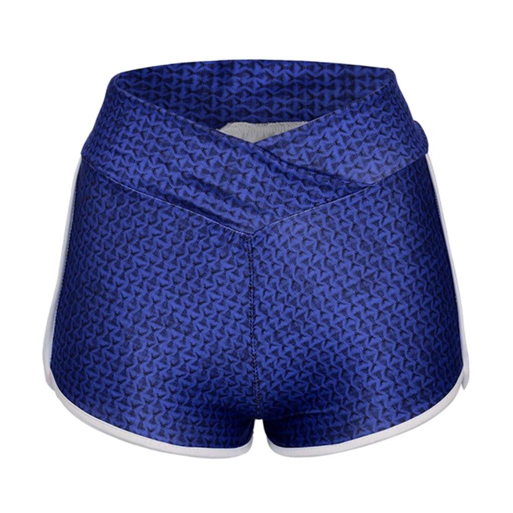 miniature 81 - Pantalons chauds femmes taille haute shorts de yoga fesses de levage Scrunch