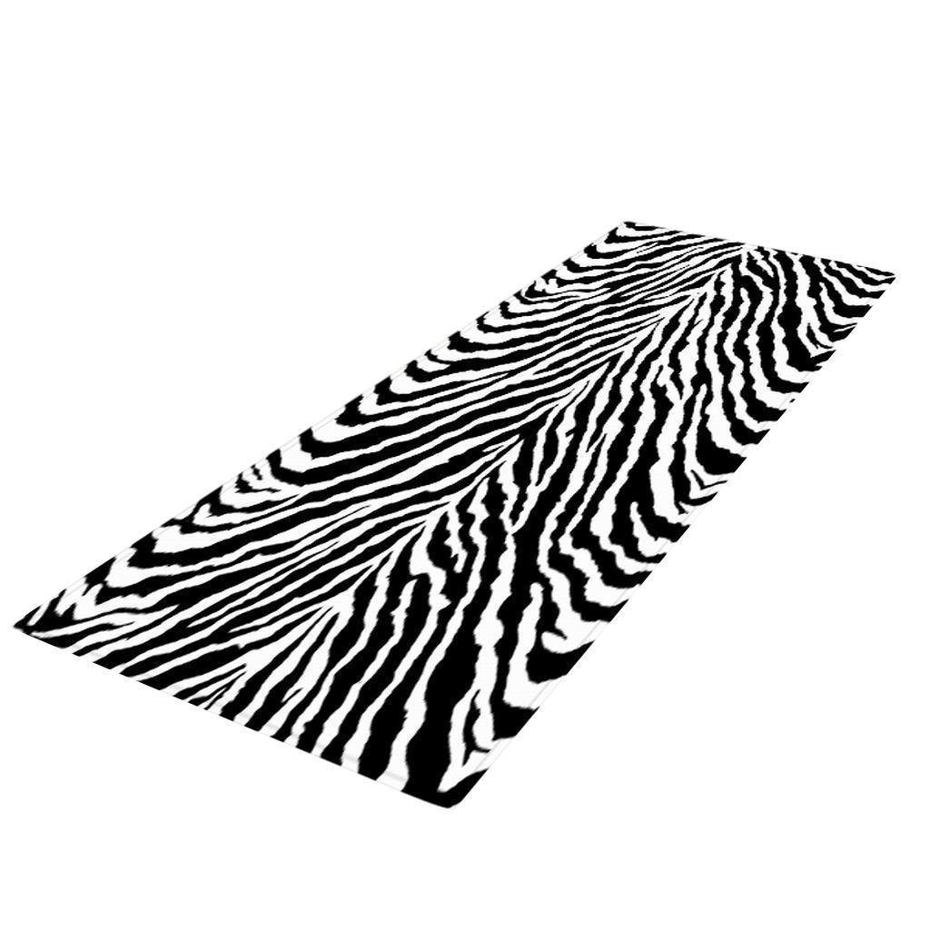Digitale-Stampata-3D-Tappetino-Runner-Antiscivolo-Area-Rug-Carpet miniatura 6