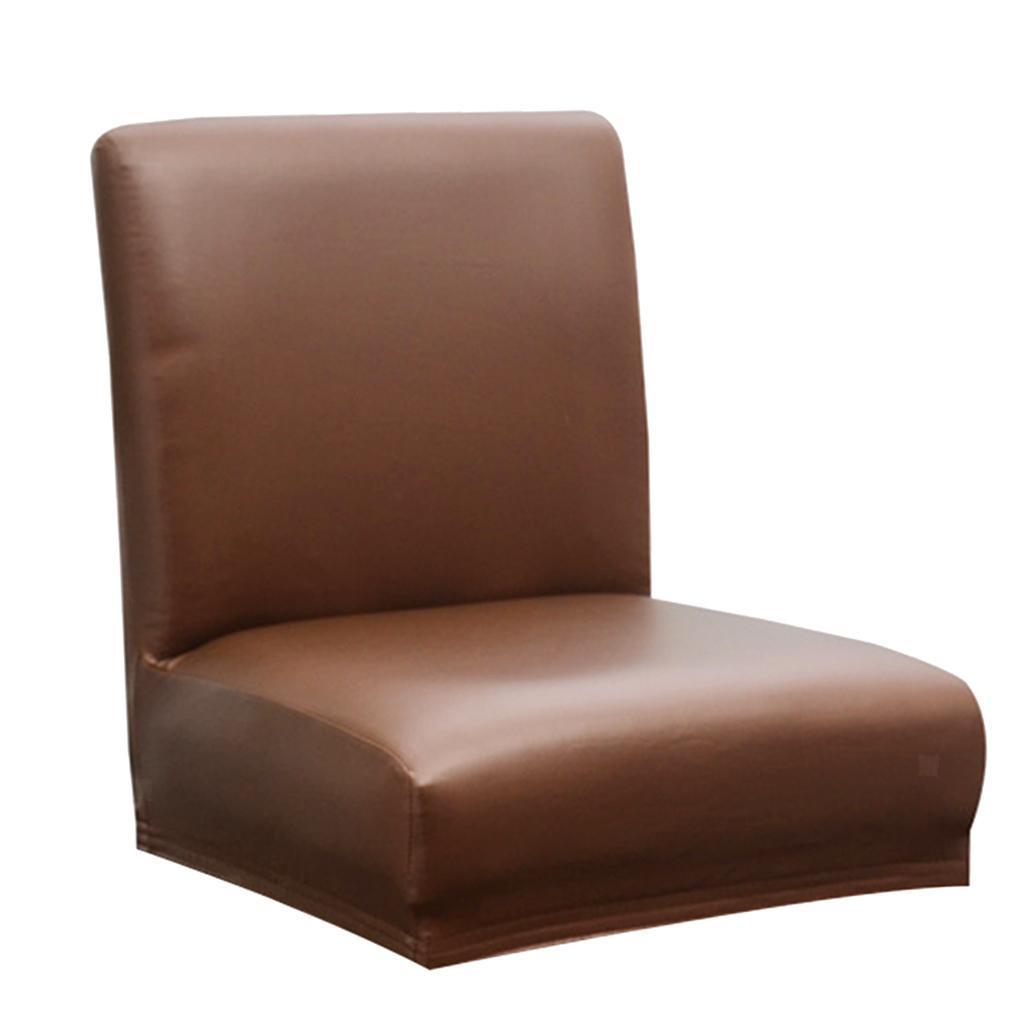 Housse-de-chaise-de-salle-a-manger-extensible-Housse-de-protection-pour miniature 16