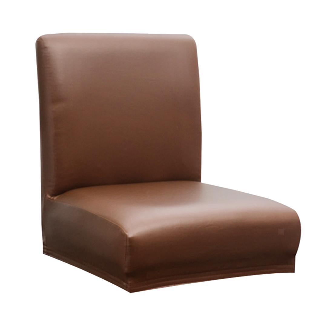 Housse-de-chaise-de-salle-a-manger-extensible-Housse-de-protection-pour miniature 15