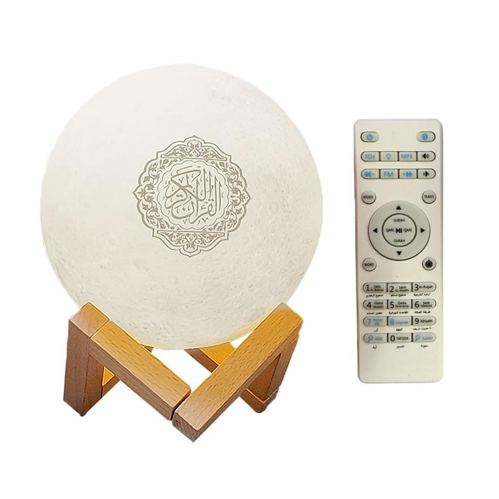 Di-notte-del-LED-3D-Lampada-con-Supporto-di-Legno-Da-Tavolo-Da-Tavolo-a-Casa miniatura 12