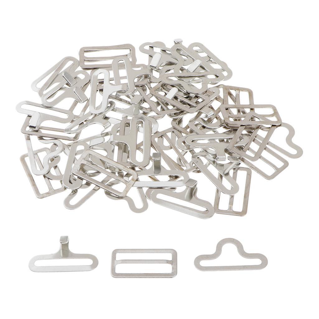 20-Sets-Adjustable-Bow-Tie-Hardware-Clips-Hook-Fastener-for-Necktie-Strap miniature 6