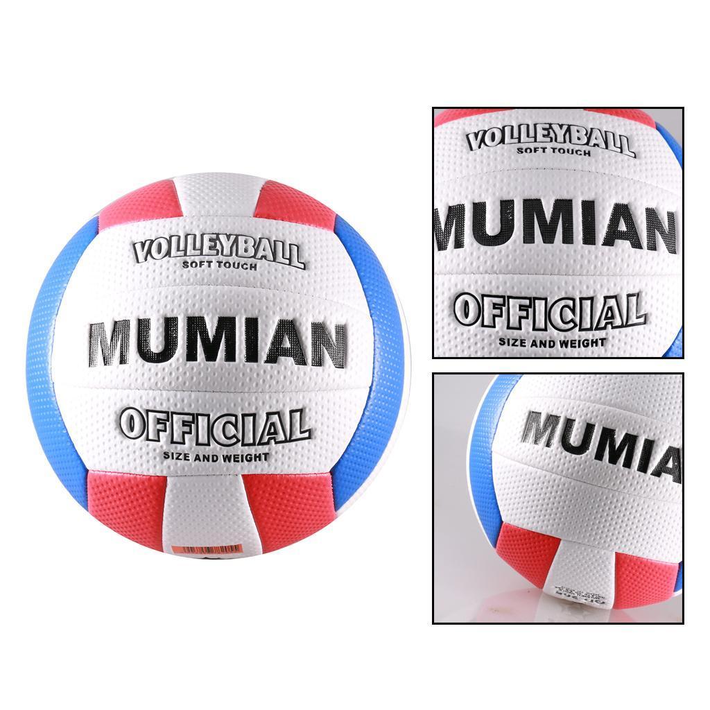 miniature 3 - Officiel volley Training jeu Softball dans Taille 5
