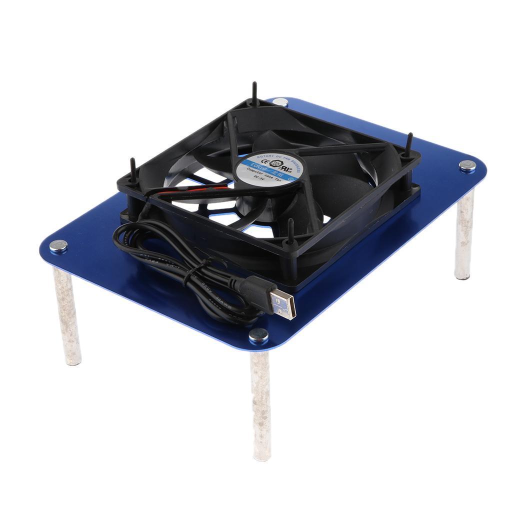 thumbnail 3 - 120mm USB 5V Router Cooling Fan Ventilation Compatible for Laptop DVR Quiet