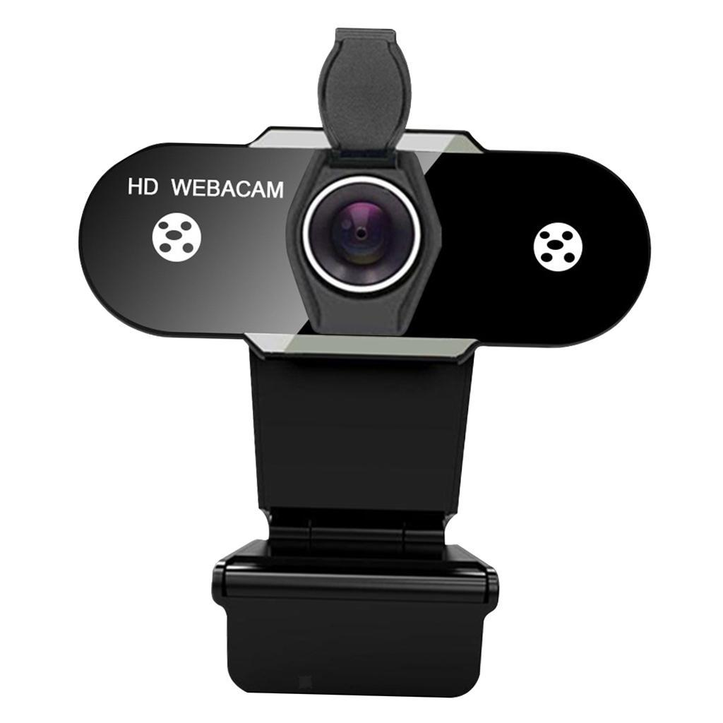 miniatura 18 - Webcam HD, webcam per PC Videocamera per computer mini USB Videocamera con