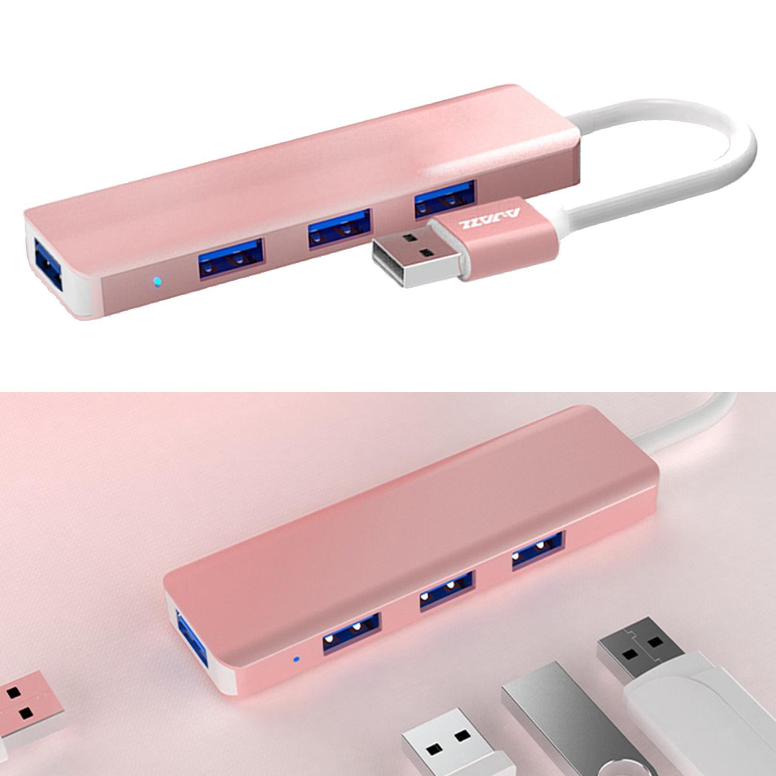 Multi-dans-1-type-C-Portable-Docking-station-USB-3-0-HDMI-PD-invite-Hub-pour-Macbook miniature 7