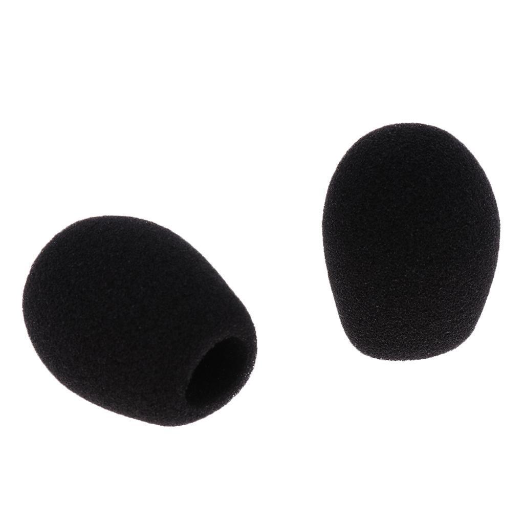 5-Pezzi-Microfono-parabrezza-spugna-per-conferenza-Gooseneck-Microfono miniatura 16