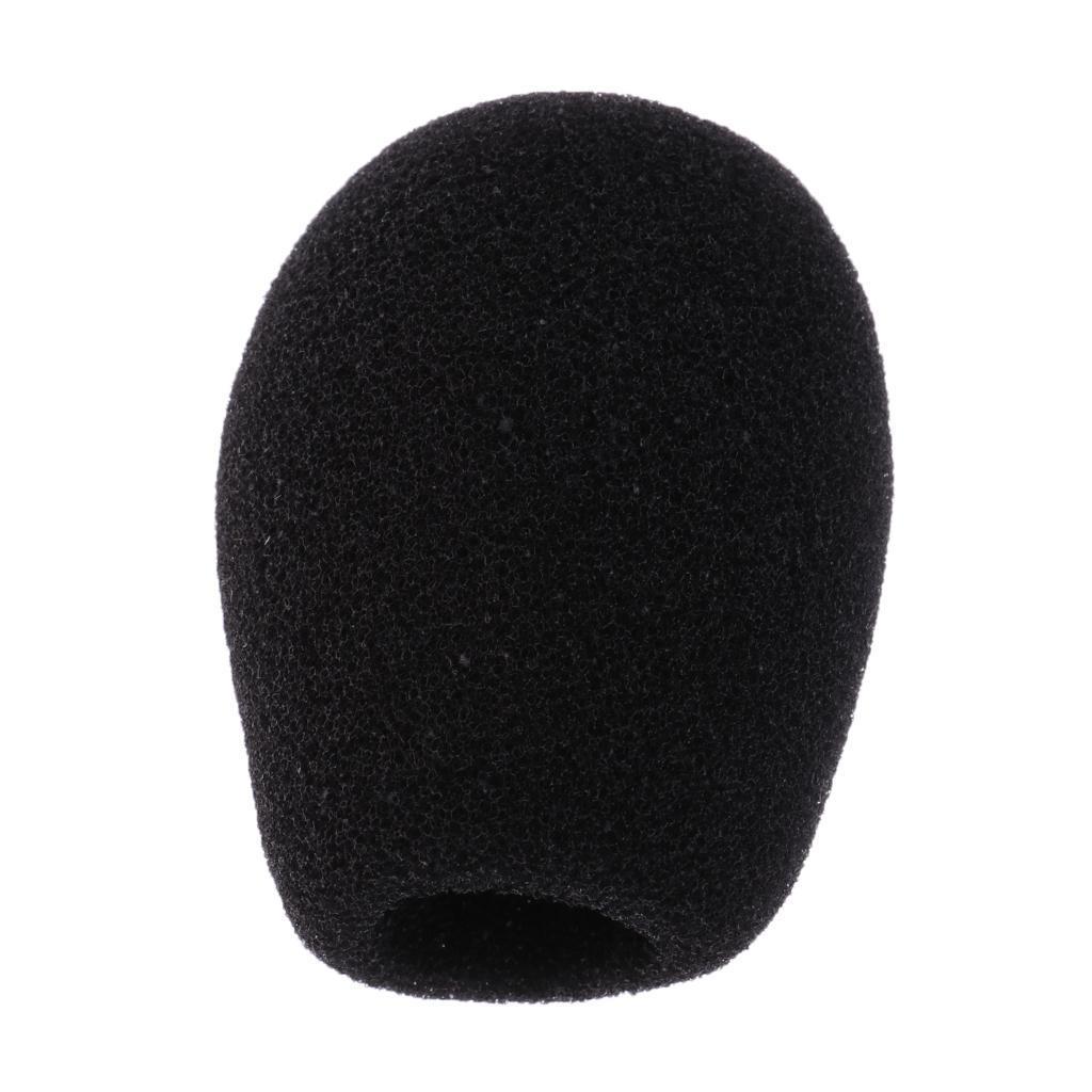 5-Pezzi-Microfono-parabrezza-spugna-per-conferenza-Gooseneck-Microfono miniatura 17
