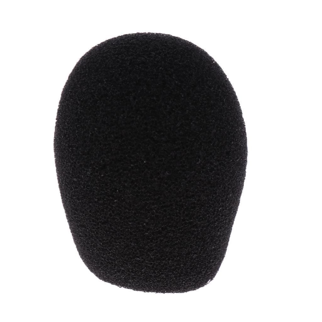 5-Pezzi-Microfono-parabrezza-spugna-per-conferenza-Gooseneck-Microfono miniatura 18