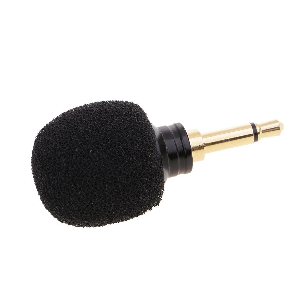 Mono-Standard-3-5mm-Plug-Condenser-Microphone-For-Skype-PC-Voice-Amplifier thumbnail 5