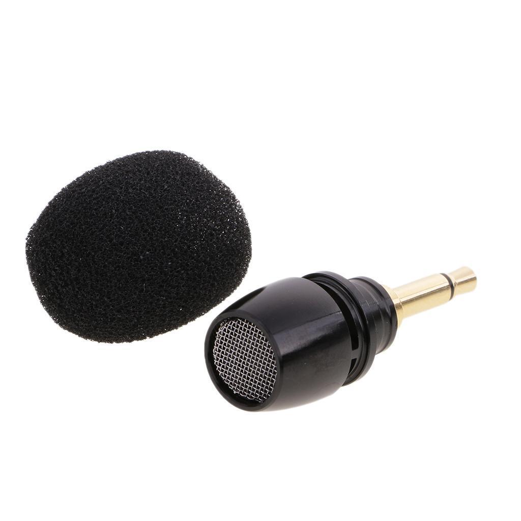 Mono-Standard-3-5mm-Plug-Condenser-Microphone-For-Skype-PC-Voice-Amplifier thumbnail 4