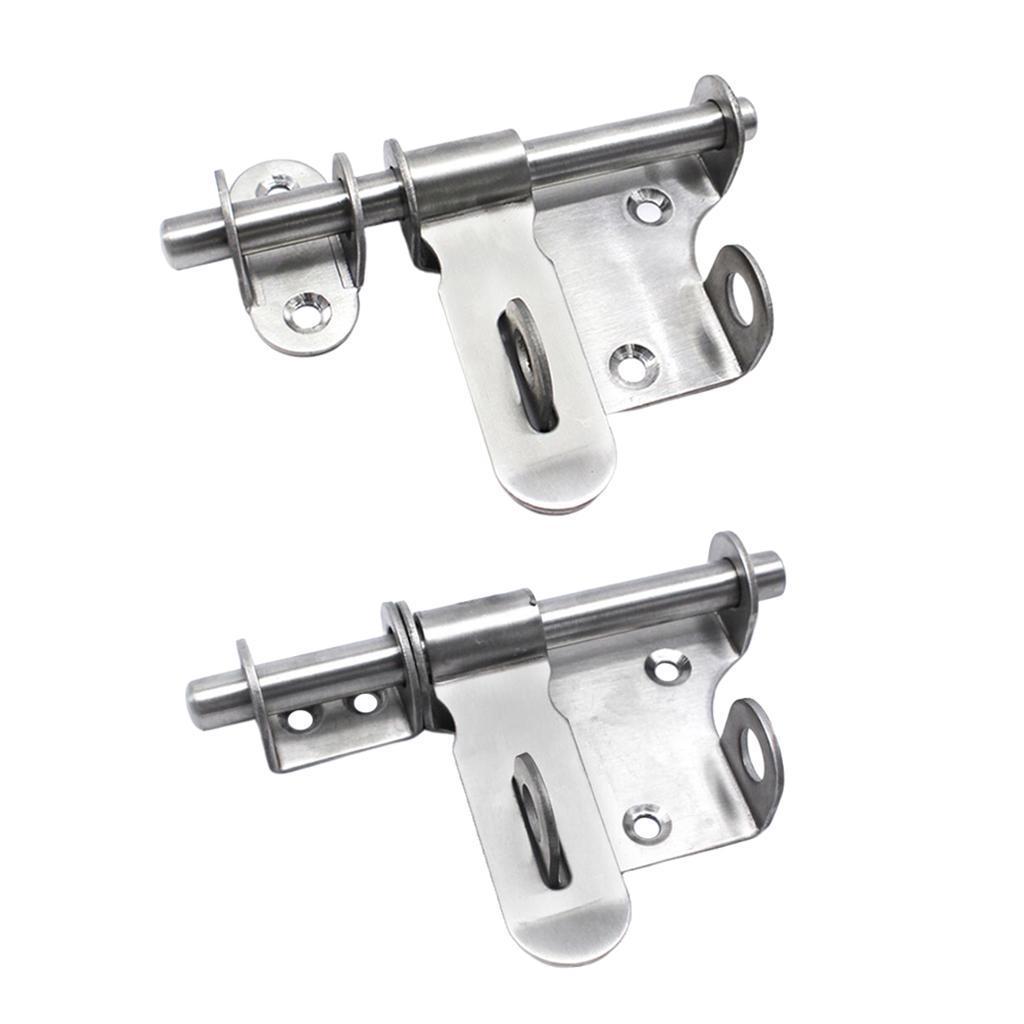 2x-vite-per-cancello-in-acciaio-inossidabile-chiusura-di-sicurezza-porta miniatura 10