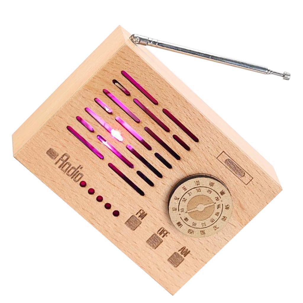 Clockwork-Music-Box-Radio-Music-Box-Tabletop-Musical-Ornaments-Girls-Gift thumbnail 13
