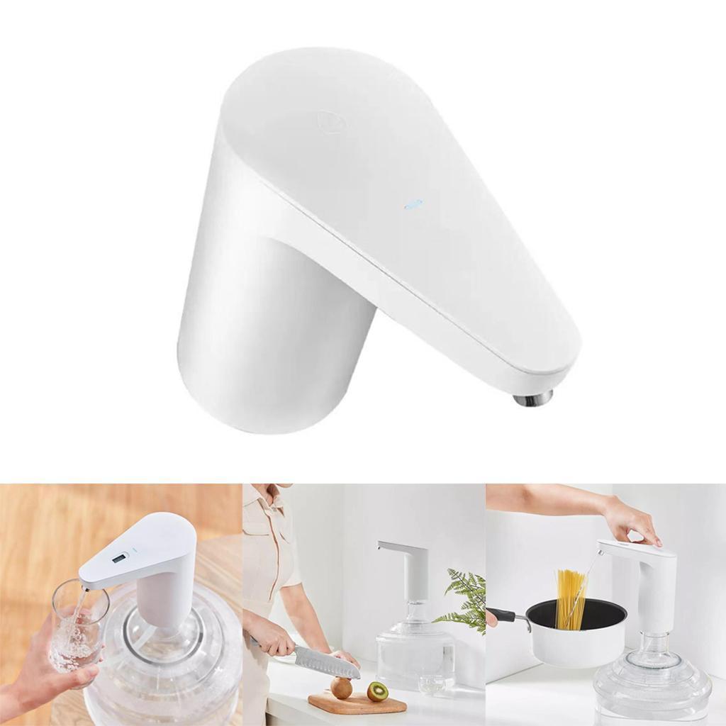 Tasto-di-Tocco-automatico-di-Acqua-Pompa-Distributore-di-Wireless-Materiale-Per miniatura 4