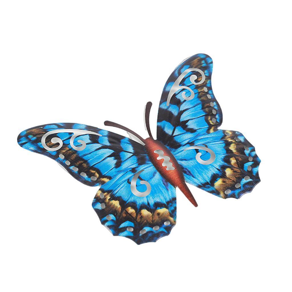 miniatura 26 - Farfalla Natura Opere D'arte Della Parete Appeso Animale Scultura per la