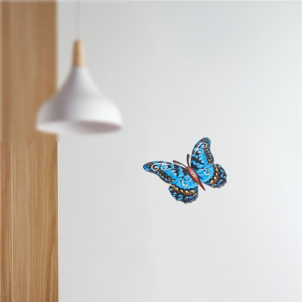 miniatura 29 - Farfalla Natura Opere D'arte Della Parete Appeso Animale Scultura per la