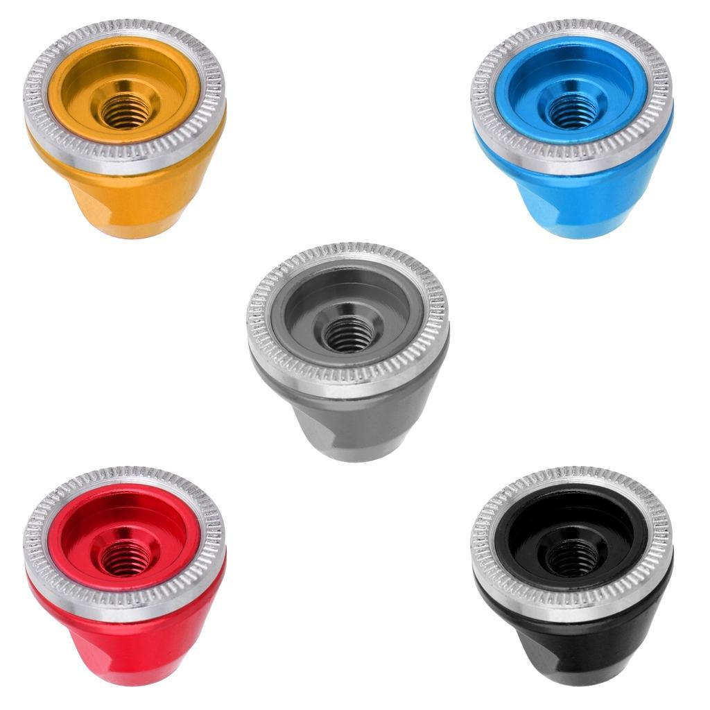 Details about  /Quick Release Skewer Lever Nut Cap Wheel Hub Axie Bolts for Road Bike Bicycle