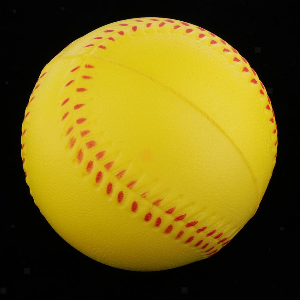 Unmarked 9 inch Official Baseball Hard Ball for League Recreational Play Gift and Autographs Practice Training
