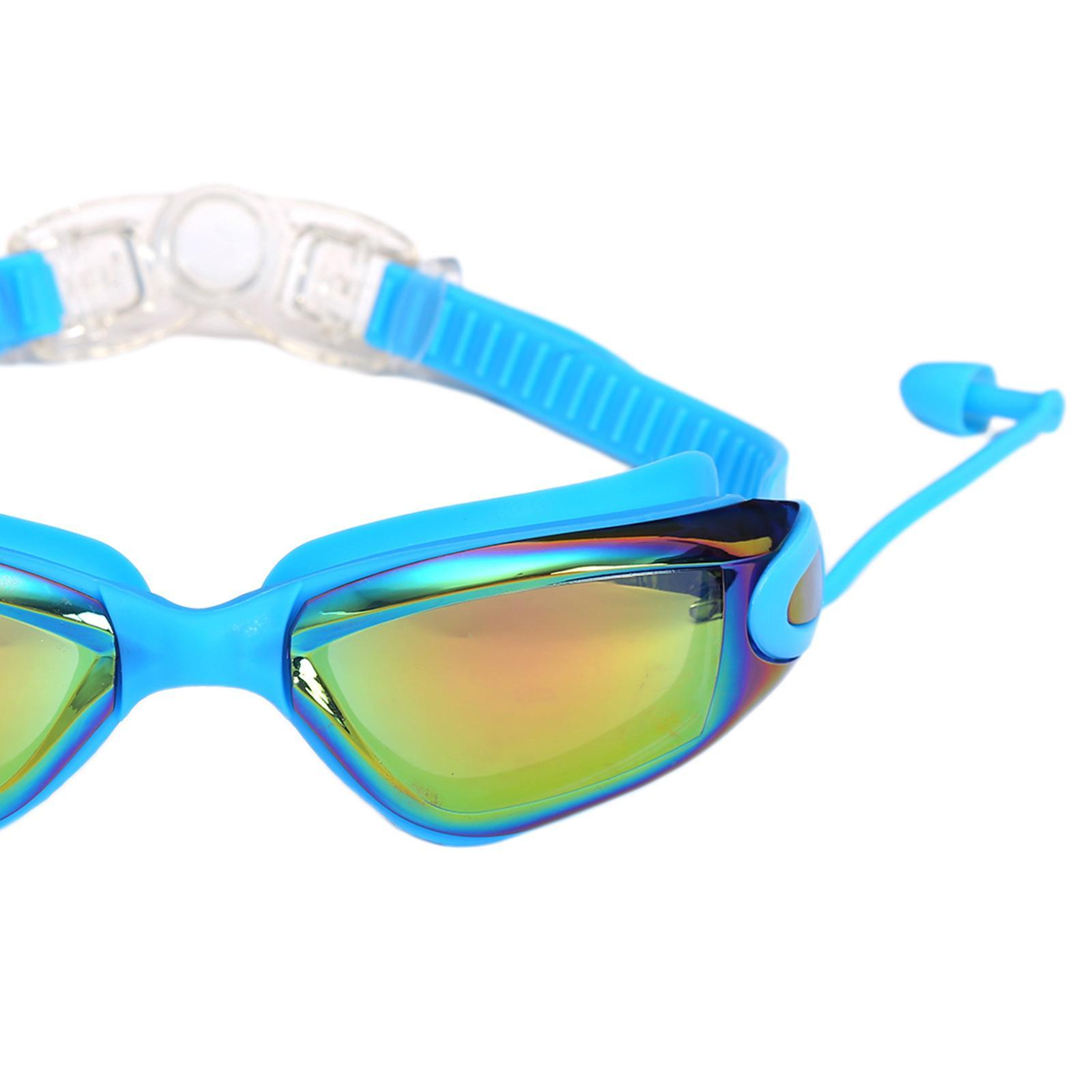 miniatura 10 - Occhialini da nuoto, protezione UV Occhialini da nuoto anti-appannamento Unisex