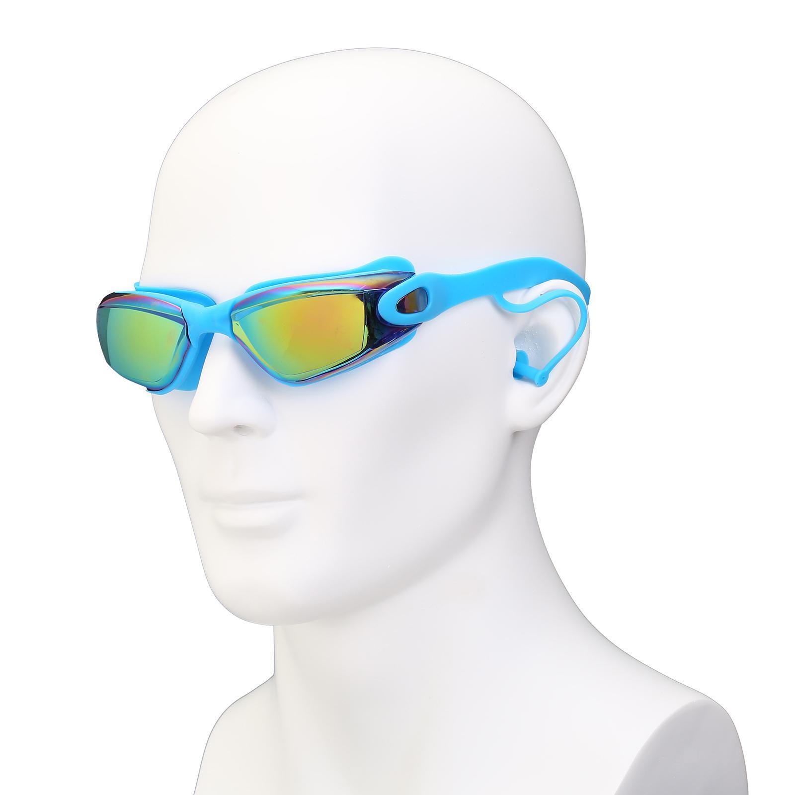miniatura 9 - Occhialini da nuoto, protezione UV Occhialini da nuoto anti-appannamento Unisex