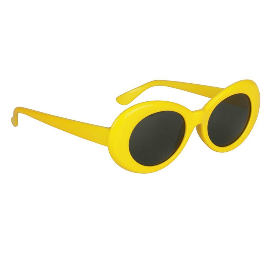 thumbnail 12 - Vintage 80s Clout Sunglasses for Women & Men, Retro Bright Colors