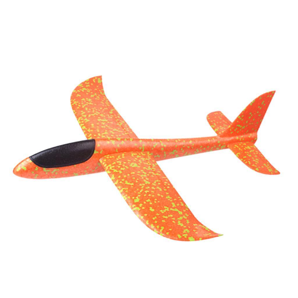 Kinder-Wurf-Segelflugzeug-Glider-Flugzeug-Spielzeug-im-Freien-33-x-34-cm Indexbild 4