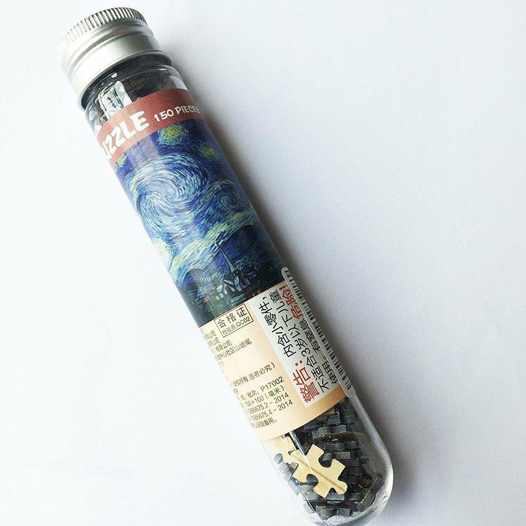 miniatura 4 - Pittura A olio di Puzzle Puzzle di Prova Tubo Capsula Gioco Di Puzzle