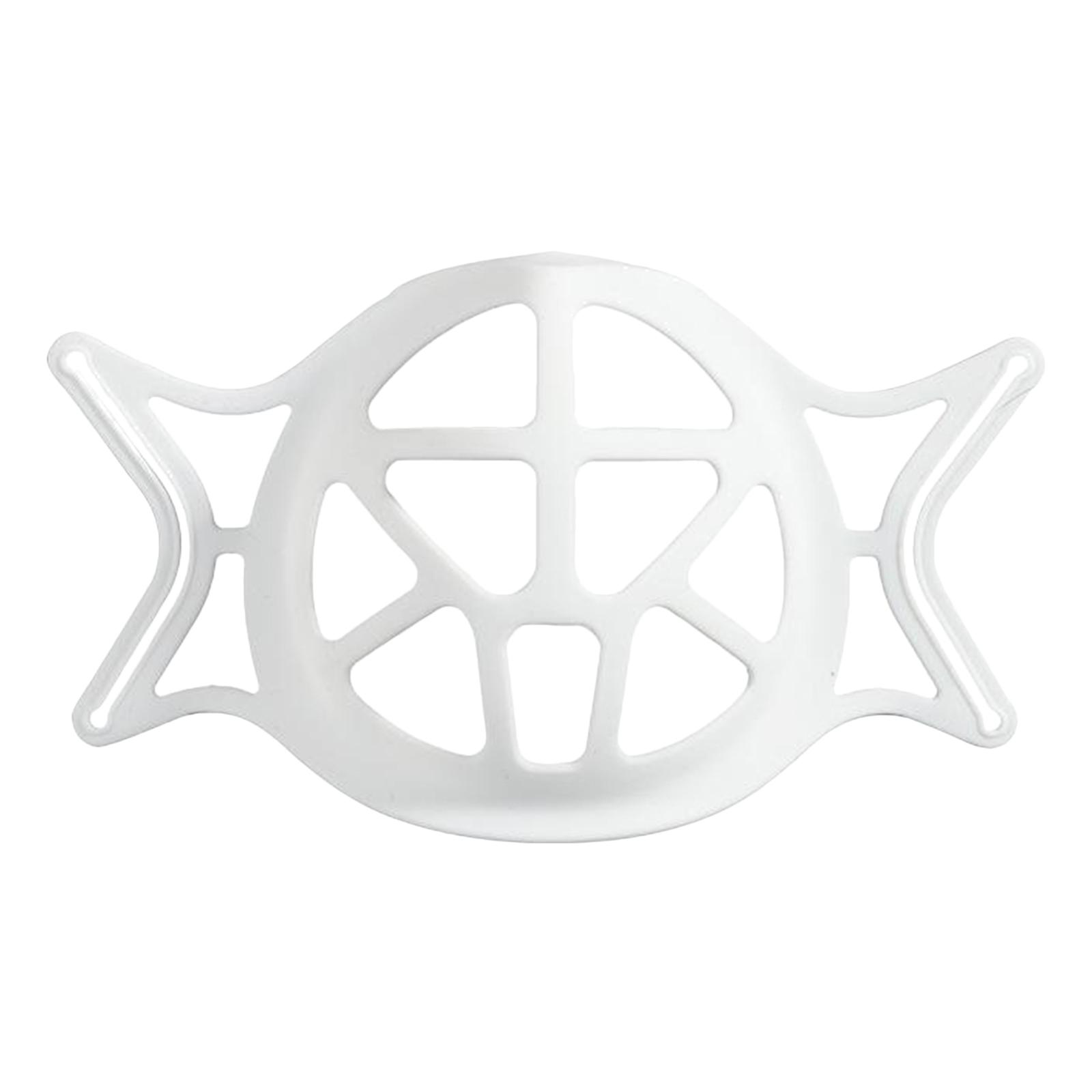 3D Face Mask Bracket Reusable Washable Support Frame Mouth Separate Rack