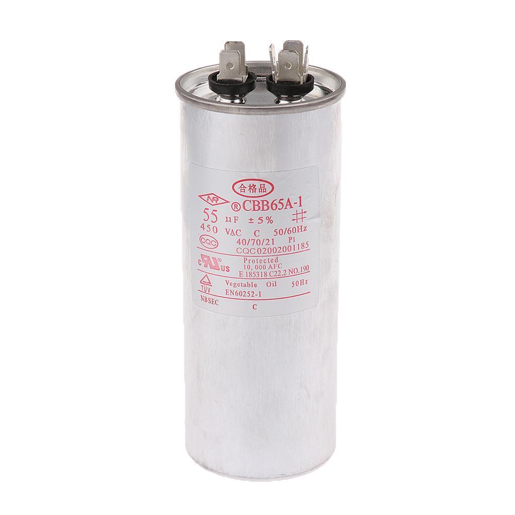 CBB65-450V-AC-Air-Conditioner-Appliance-Motor-Run-Capacitor-Various-Capacity thumbnail 3