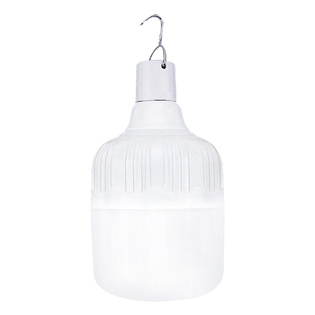miniatura 51 - LED Da Campeggio Lampadina USB Ricaricabile Di Emergenza Tenda Lampada A