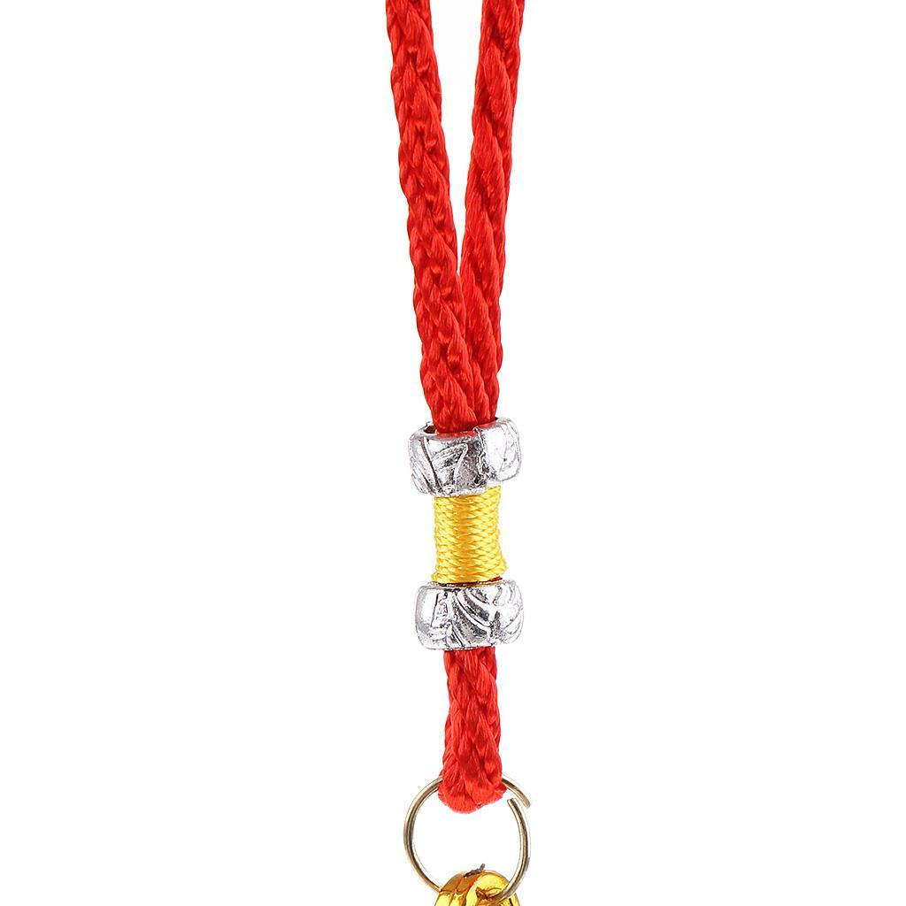 Fortune-Tassel-Hanging-Lucky-Chinese-Red-Lantern-Gift-for-Home-Wedding-Decor thumbnail 3