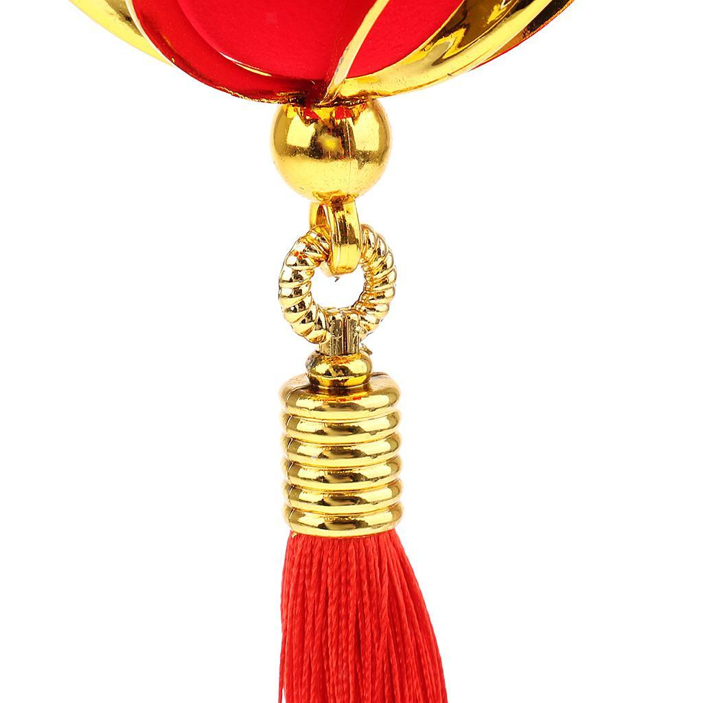 Fortune-Tassel-Hanging-Lucky-Chinese-Red-Lantern-Gift-for-Home-Wedding-Decor thumbnail 4