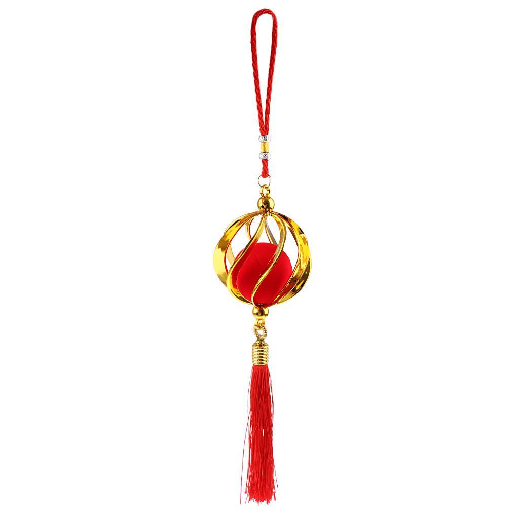 Fortune-Tassel-Hanging-Lucky-Chinese-Red-Lantern-Gift-for-Home-Wedding-Decor thumbnail 5