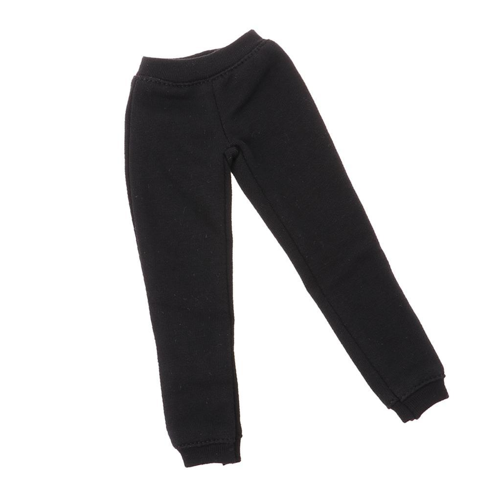 1//6 Scale Man/'s Sweatpants Trousers for  Hottoys Musular Male Bodies