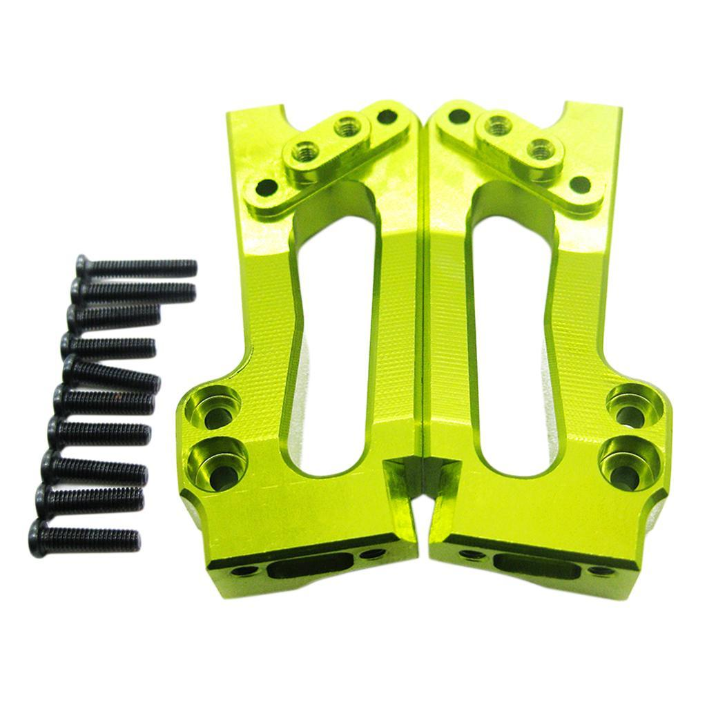 2pc-Rear-Shock-Tower-Plate-for-WLtoys-1-12-4WD-RC-Climbing-Car-12428-12423 thumbnail 20
