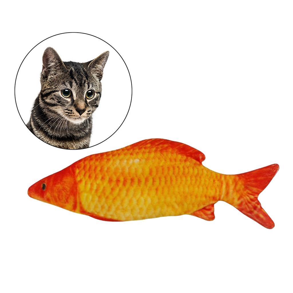 Indexbild 19 - Elektrische Simulation Fisch Haustier Katze Spielzeug Kinder Spielzeug USB Lade