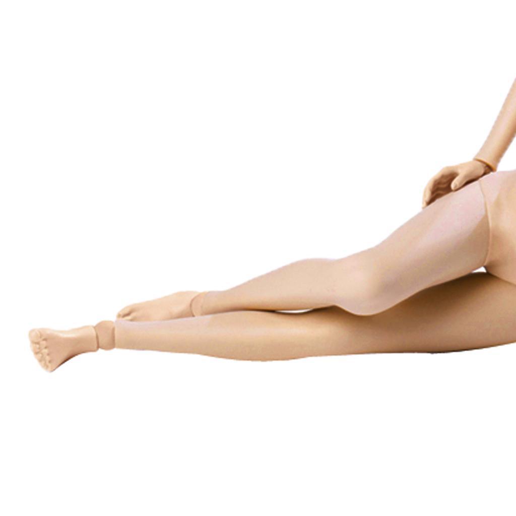 Realiste-1-12-echelle-femme-nue-Action-soldat-figurines-corps-jouets-5-034-hauteu miniature 36