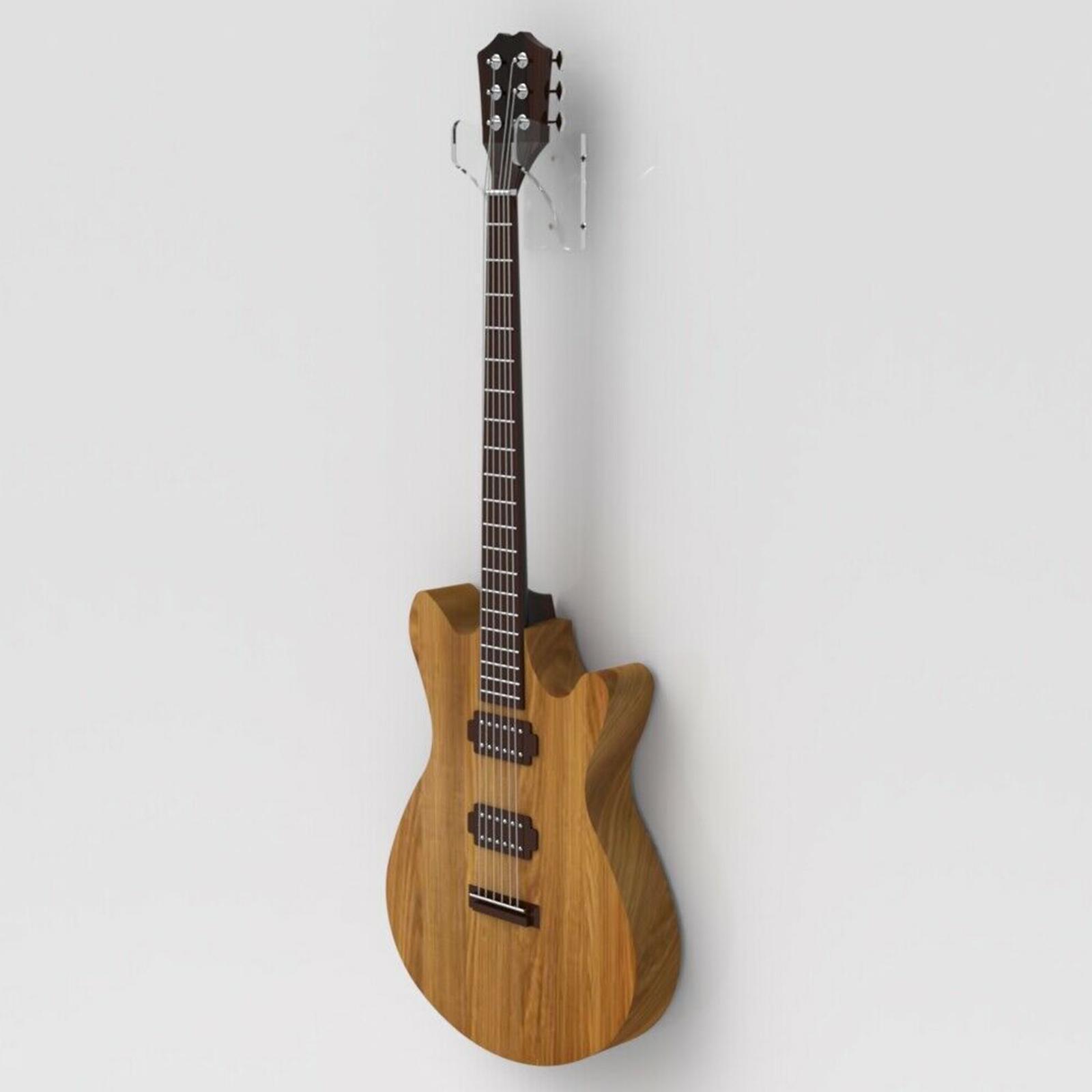 miniatura 4 - 1pcs guitarra colgador casa & Studio guitarra están 7,5
