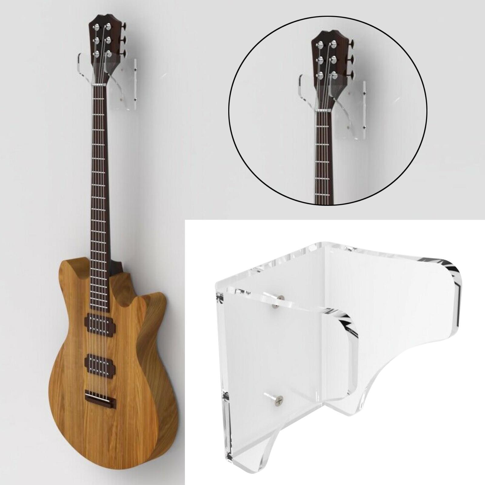 miniatura 3 - 1pcs guitarra colgador casa & Studio guitarra están 7,5